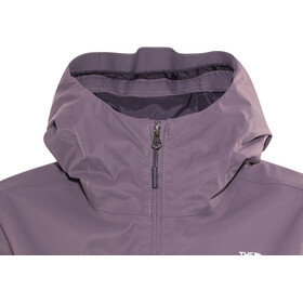 The North Face Tanken Zip In Jas Dames violet
